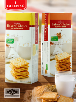 Wholewheat & Cream Cracker